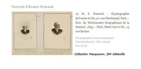 Ernest Prarond