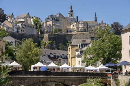 Historische Stadtrallye Luxemburg