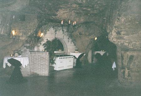 In den Cavernen von Geulhem