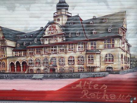 Rallye durch Leverkusen