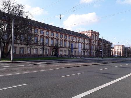 Schnitzeljagd Mannheim