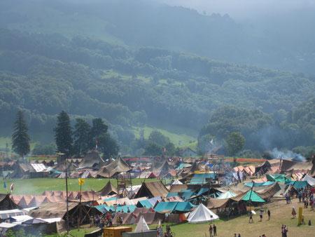 Bundeslager 2008 (contura), Foto von Bonsai