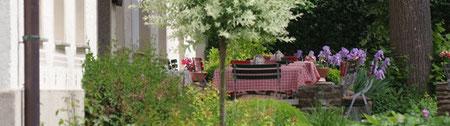 Gastgärten in Riedau bieten Gemütlichkeit und Erholung
