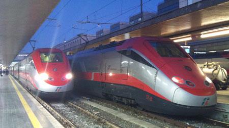 イタリア版新幹線