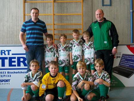 VfR Bischofsheim II F-Junioren