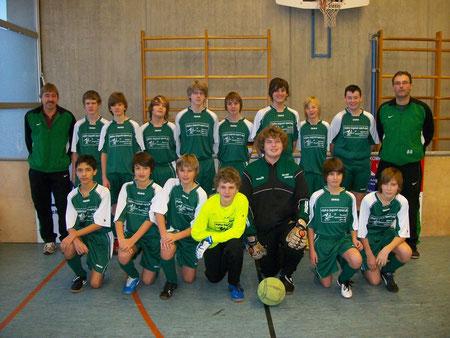 VfR Bischofsheim I & II  C-Junioren