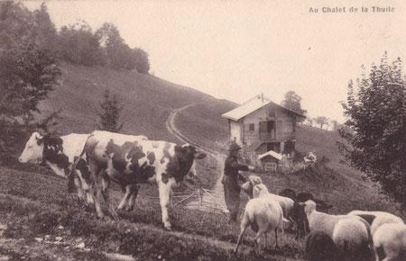 Le chalet du berger de La Thuile