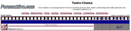 Forum di Teatro&Cinema