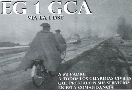 164º Aniversario de la Guardia Civil en Avila