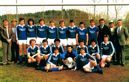 A-Klassenmeister 1983/84