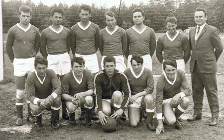 Die Wiedergründungsmannschaft 1967