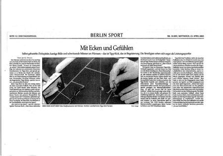 04.2003 Tagesspiegel