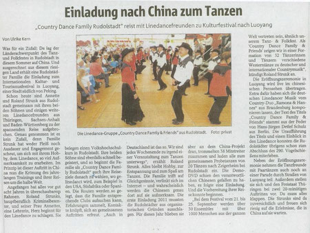 OTZ Thüringen 17.09.2012