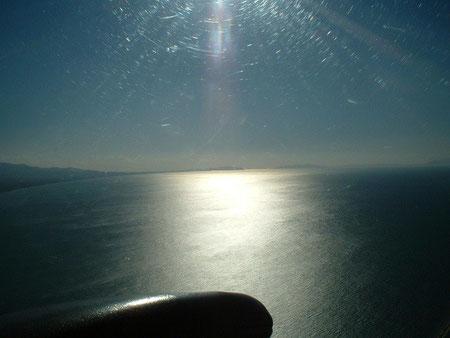 Meraviglioso panorama sul mare