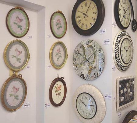 時計 壁掛け時計 ウォールクロックミラー ウォールクロック ミラー時計 ダマスク柄 鏡面時計 ミラー時計