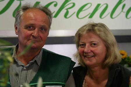 Rüdiger und Birgit Kröber