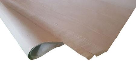 Packseide schützen empfindliche Gegenstände besonders gut, besser als Zeitungspapier