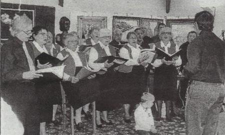 Les chanteurs borderais