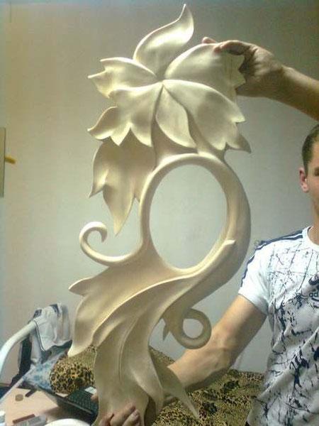 Игай Андрей рама для зеркала