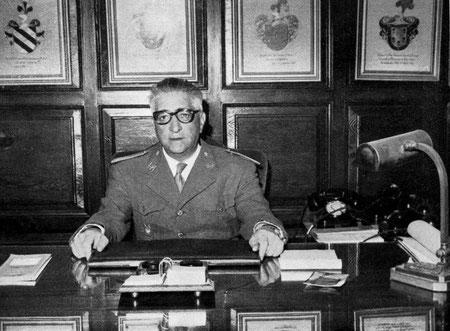 General Artalejo. Foto Semanario AOE
