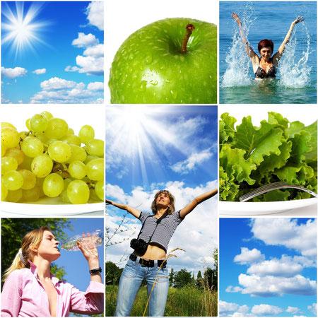 gezonde leefstijl, geen dieet voeding of maaltijdvervangers