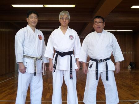 2011年12月の昇段審査で初段(黒帯)を取られました!