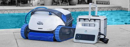 Robot per piscine Dolphin S 300i