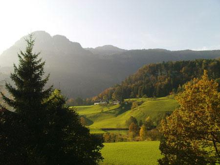 Umgebung von Rattenberg
