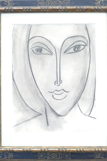 Henri Matisse : Rosabianca Skira