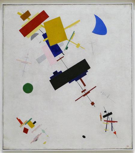 Kazimir Malevich (1879-1935) : suprématisme n° 56