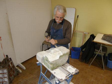 Notre sculpteur, Georges Bastié