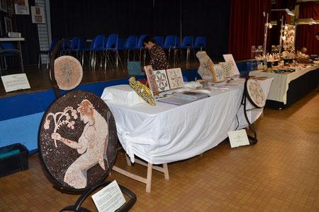 Exposition mosaïque antique
