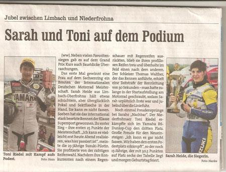 Sachsenring, GrandPrix Sachsenring, IDM, GT Masters
