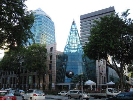 Wheelock Place в Сингапуре.
