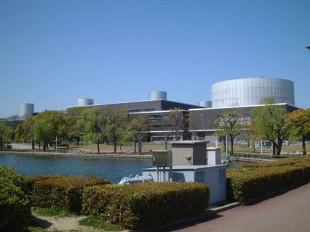 Этнографический музей в Осаке