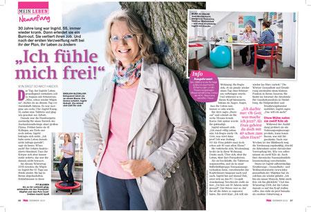 Wie Ernährung das Leben von Ernährungsberaterin Ingrid Kamp veränderte