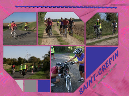 vélo club MGEN 17