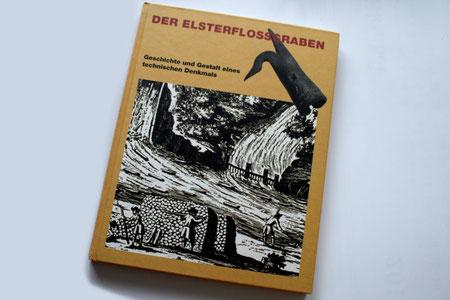 2006 bei Pro Leipzig erschienen: der Elsterfloßgraben. Foto: Ralf Julke