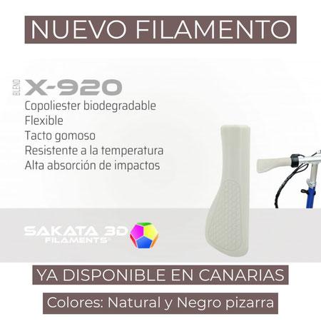 filamento impresión 3d