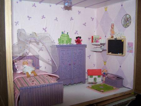 chambre Solène 4 ans