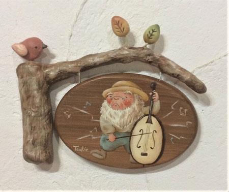 トールペイント 木の小物