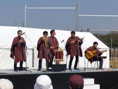 モリコロパーク春祭り