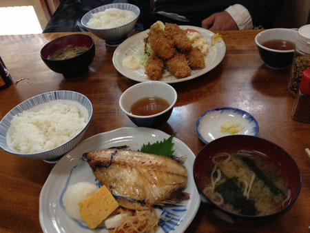 Japanese traditional foods!