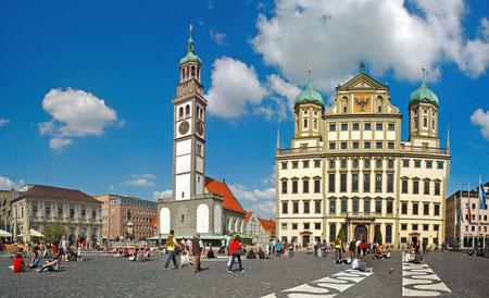 Fensterputzer Augsburg