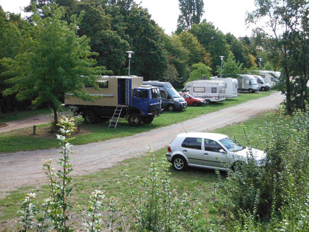 19.09.2015 - Neustadt /a.d.W, Hambach Stellplatz