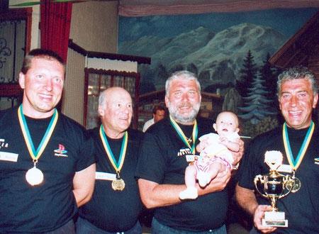Australien Open Sieger 1999 und 2000