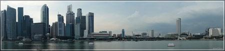Skyline-Singapore (zum Vergrößern bitte Anklicken)