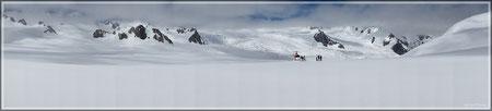 Neuseeländische Alpen (zum Vergrößern bitte Anklicken)