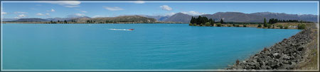 Lake Ruataniwha (zum Vergrößern bitte Anklicken)