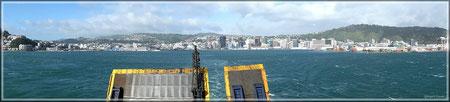 Ein letzter Blick auf Wellington (zum Vergrößern bitte Anklicken)